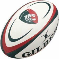 Gilbert rugbybal Replica Leicester Mini