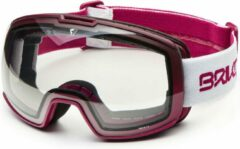 Paarse Briko Nyira 7.6 Photo Ski Goggles M W VIOLET WH-PHG13 - Maat One size