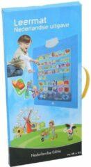 Blauwe A&K Toys Leermat Nederlands XL
