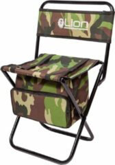 Lion Sports Camou Chair