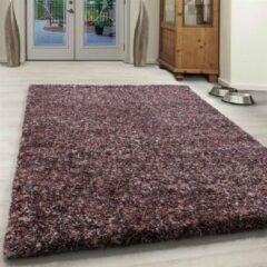 Enjoy Vloerkleed - Obe - Rechthoek - Roze - 140 x 200 cm - Vintage, Patchwork, Scandinavisch & meer stijlen vind je op WoonQ.nl