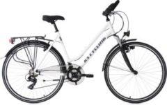 KS Cycling 28 Zoll Trekkingrad Damenfahrrad Metropolis 21 Gänge