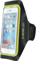 Mobilize Lycra Arm Strap Size M Neon Yellow