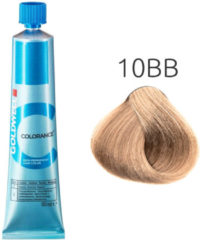 Goldwell - Colorance - Color Tube - 10-BB Reallusion Peachy Beige - 60 ml