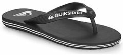 Zwarte Teenslippers Quiksilver MOLOKAI YOUTH