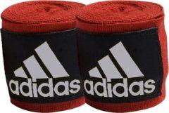 Rode Adidas Boxing Crepe - Bandage - 255 cm - Kinderen - Rood