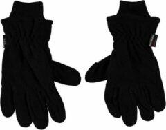 Merkloos / Sans marque Thermo handschoenen zwart voor heren S/M zwart