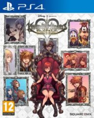 Square Enix Kingdom Hearts: Melody of Memory - PS4