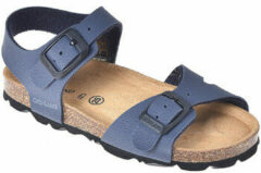 Blauwe Sandalen Grunland SB0025