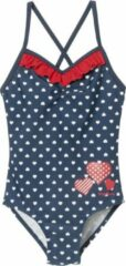 Playshoes Badpak Hartjes - Kleding maten in cm UV (shirts, badkpakjes etc): 86 / 92