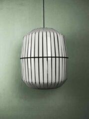 Witte Ay Illuminate - Wren Large - Hanglamp - Alluminium - Ø56 H:64