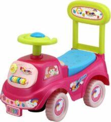 Roze Apollo Loopauto - Kid's Rider - Pink Airplane