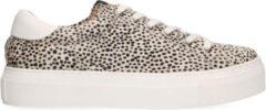 Maruti Dames Lage sneakers Ted - Beige - Maat 38