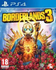 2K Borderlands 3 - PS4