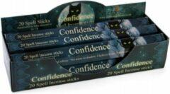 Lisa Parker Wierook 6 x 20 stokjes - Confidence