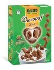 Giusto Senza Glutine ChocoPaff Dark Cereali al Cacao 300 g