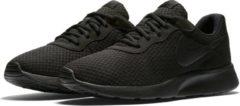 Antraciet-grijze Nikenike Nike Tanjun Heren Sneakers - Black/Black-Anthracite - Maat 10