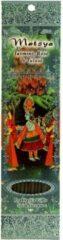 Prabhuji's Gifts Wierooksticks handgerold, 'Matsya' met jasmijn en roos