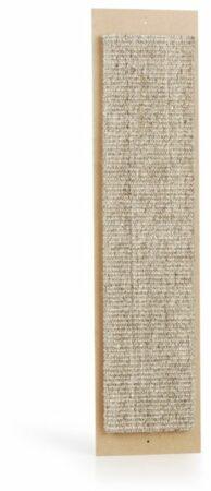 Afbeelding van Beige Beeztees Sisal Luxe Grote Krabplank - Incl. Catnip - 69 x 16 cm