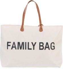 Childhome Luiertas Family Bag Gebroken Wit
