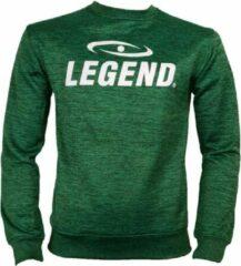 Legend Sports Sweater Heren Polyester Groen Maat S
