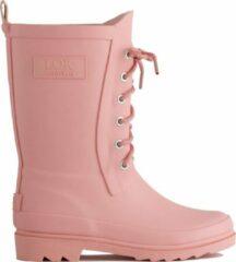 LotOfRain Regenlaarzen Meisjes kleur Roze maat 34