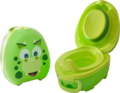 Groene Jippie's My Carry Potty Dino