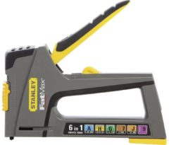 STANLEY FatMax Handtacker 6-in-1 - Met anti-blokkeer functie