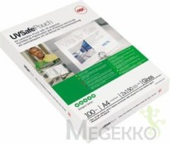 GBC UV Safe lamineerhoes ft A4, 300 micron (2 x 150 micron), pak van 100 stuks