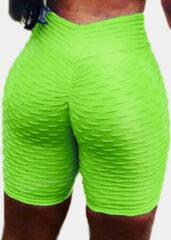 Groene YOINS Famous Tiktok Leggings Solid Color