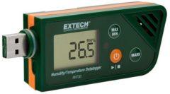 Extech RHT30 Multi datalogger Te meten grootheid Vochtigheid, Temperatuur -30 tot +70 °C 0.1 tot 99.9 % Hrel PDF-functie Kalibratie conform Fabrieksstandaard