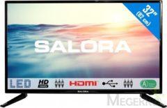 """Salora 1600 series Een energiezuinige en strak vormgegeven 32"""" (82CM) HD LED (32LED1600)"""