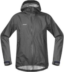 Jacke Letto aus Polyester 1394-7599 Bergans Graphite/SolidGrey/Navy