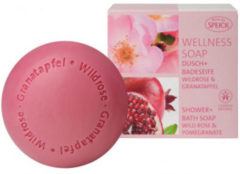 Speick Welness Zeep Wilde Roos & Granaatappel (200g)