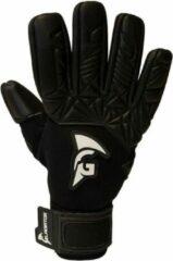Zwarte Gladiator Sports Black Pearl Neo-10 - Keepershandschoenen