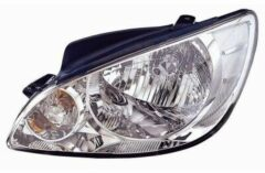 HYUNDAI KOPLAMP LINKS MET KNIPPERLICHT H4 +Moteur elect.