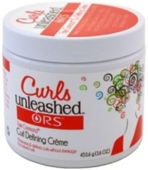 Curls Unleashed ORS Shea Butter & Honey Curl Defining Creme 454 gr