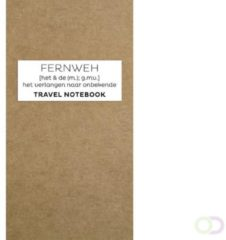 Office Travel Journal Fernweh navulling