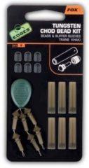 Fox Accessoires karpervissen Micro Tungsten Chod Bead Set