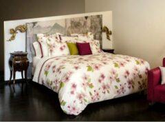 Roze Dekbedovertrek Verona pink 260x240 - Signoria