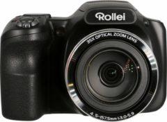 Rollei Powerflex 350 WiFi Super Zoom Kamera, 16 Megapixel, 35x opt. Zoom, 7,6 cm (3 Zoll) Display