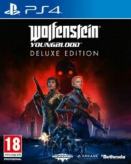 Merkloos / Sans marque Wolfenstein Youngblood - Deluxe Edition - PS4