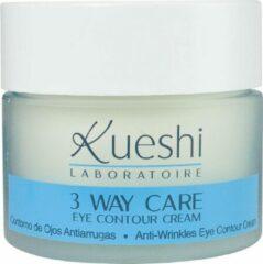 Kueshi 3 Way Care - oogcrème