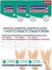 Hansaplast Herstellende Voetcreme Voordeelverpakking 3x100ml