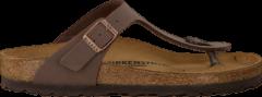 Bruine Birkenstock Papillio Slippers GIZEH