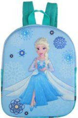 Disney Frozen Kinderrucksack 3D-Effekt 29cm Disney 0400 hellblau