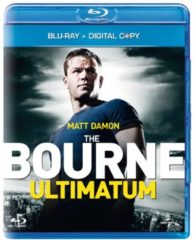 Strengholt The Bourne Ultimatum (Blu-ray)