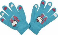 Disney Winter Meisjes Handschoenen Blauw Maat One size