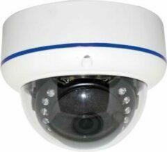 Witte Conceptronic CCAM1080DAHD bewakingscamera CCTV-bewakingscamera Binnen & buiten Dome Plafond 1920 x 1080 Pixels