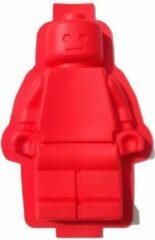 Rode Taartdecoratief Bouwman bakvorm